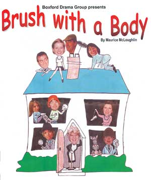 BRUSH WITH A BODY