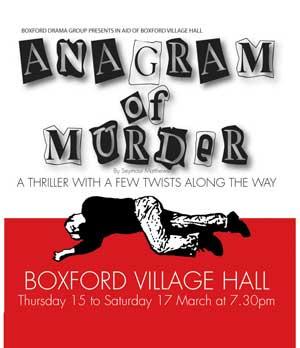 Anagram of Murder