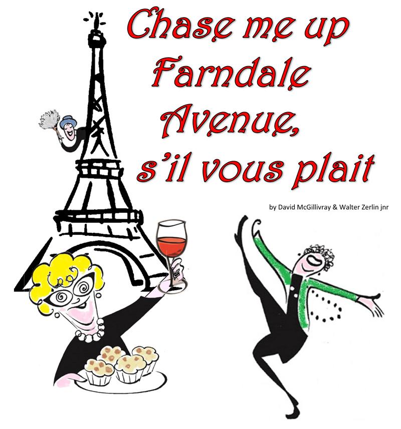 Chase Me Up Farndale Avaenue S'il Vous Plait
