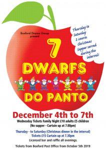 7 Dwarfs Do Panto