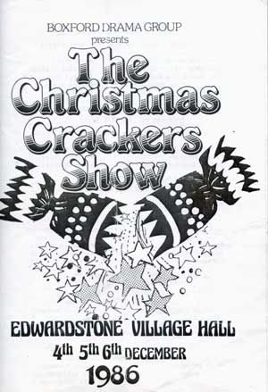 The Christmas Crackers Show