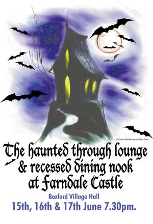 The Haunted Through Lounge