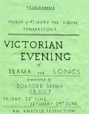 Victorian Evening